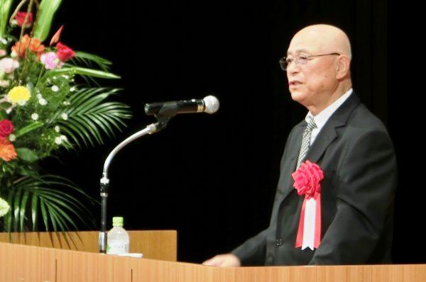 <p>平成30年度新潟県労働安全衛生大会記念講演<br /> 大井道夫氏</p>